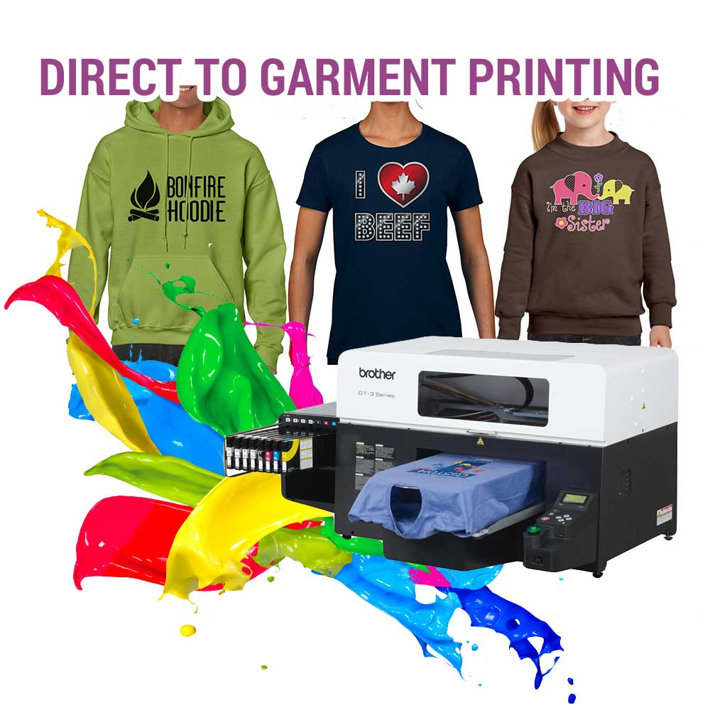 Direct-to-Garment-Printing