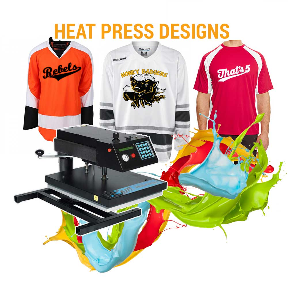 Heat-Press-Designs